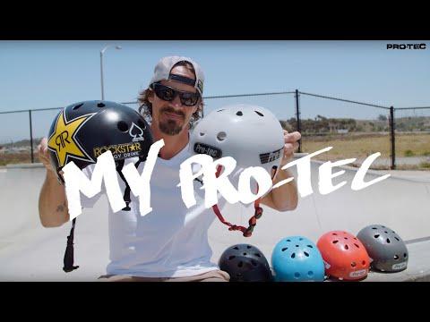 Bucky Lasek's Pro Helmet