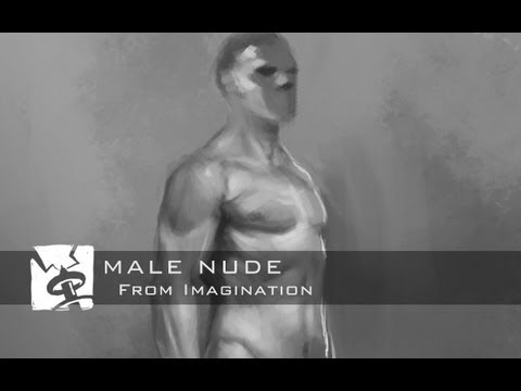 Painting A Male Nude From Memory video