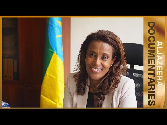 The Judge: Meet Meaza Ashenafi, Ethiopia's First Female Chief Justice
