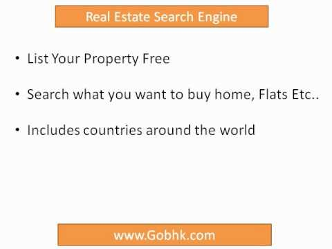 gobhk real estate Residential Real Estate Property Listings India