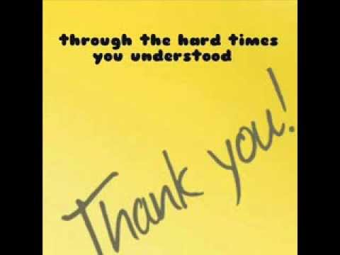 KAVANA- THANK YOU lyrics