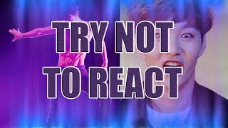 TRY NOT TO REACT CHALLENGE [KPOP]