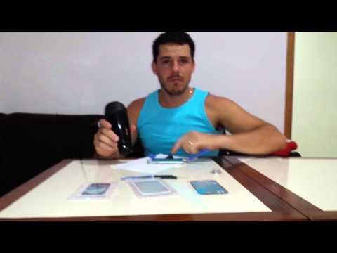 Como trocar o vidro do Galaxy S3
