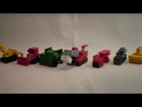 Lego Transformers #22 - ROTF Devastator - PART 1