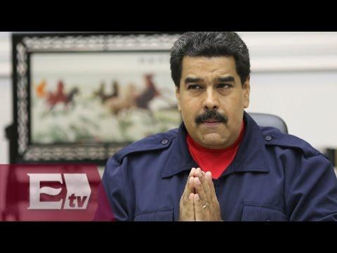 Crisis económica de Venezuela una amenaza humanitaria  / Rodrigo Pacheco