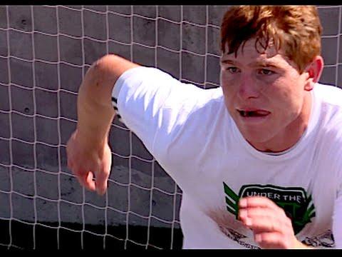 6'2 205 :  RB Cole Kinder '17 : (New Port Harbor, CA) Junior Year Spotlight