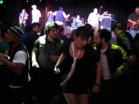 Tribal -burbuja - Rock Espanol At Conga Room 12-20-2012 video