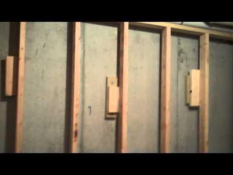 Framing A Basement Wall basement wall framing question - pipe problem - home improvement