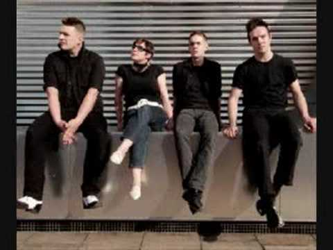 glasvegas - flowers and football tops with lyrics