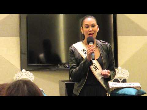 Mrs Globe Riana Mooi - Her story and passion (Part 1 of 2)