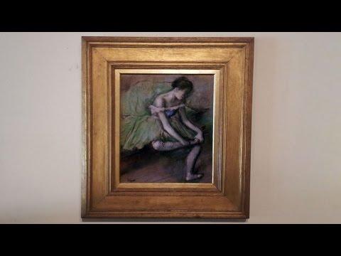 Edgar Degas & Édouard Manet Slideshow Burrell Collection Glasgow