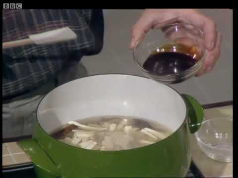 Hot and Sour Soup - Ken Hom's Chinese Cookery - BBC