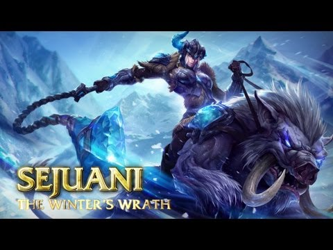 Sejuani Champion Spotlight