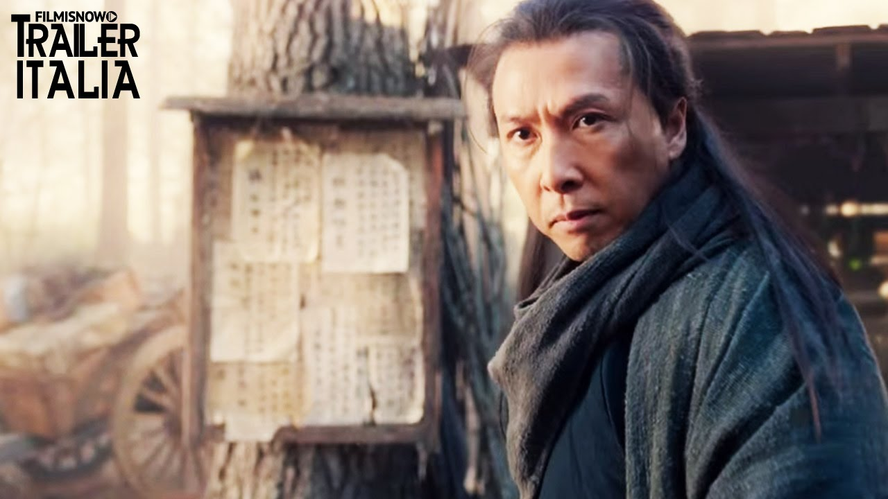Crouching Tiger, Hidden Dragon: Sword of Destiny - Trailer Italiano 3 - Netflix [HD]