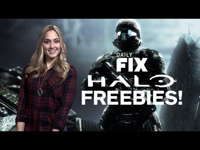 Halo Freebies & Silent Hill's Heavy Stuff - IGN Daily Fix