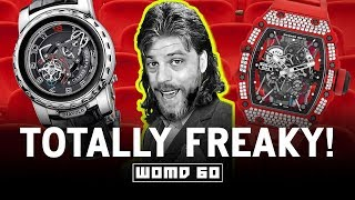 WOMD 60   Freaky Watches from Richard Mille, Ulysse Nardin and Harry Winston