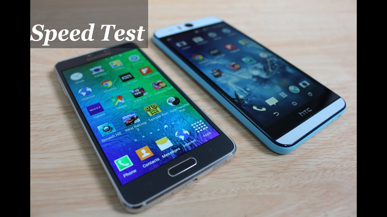 Htc Desire Eye vs Galaxy Alpha