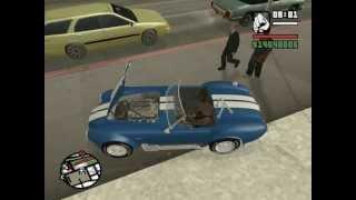 GTA SA Shelby Cobra 427 Full Tunable by alexey
