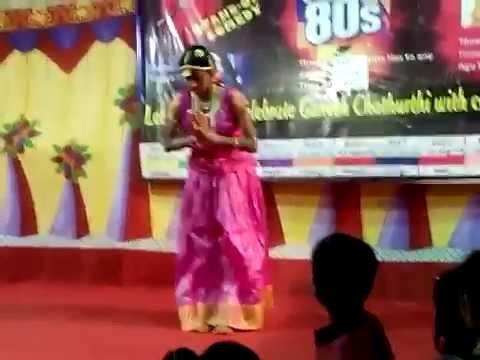 Gananayakaya ganadaivataya ganadhyaskaya dhimahi dance performance...
