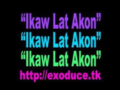 eXOduce - Ikaw Lang Yung Sakin (Ikaw Lat Akon) Video