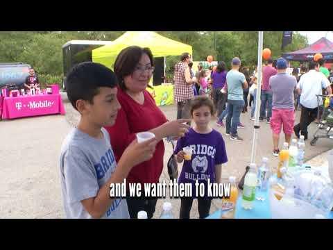 Hispanic Heritage Month Kick-Off Event Jewel-Osco 2017