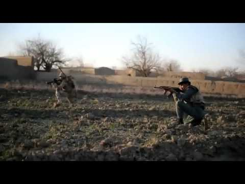 U.S. Marines Engage Taliban - Afghanistan Combat - Firefight NEW 2015