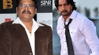 Sudeep Introduced as Hero in KS Ravikumar's Film