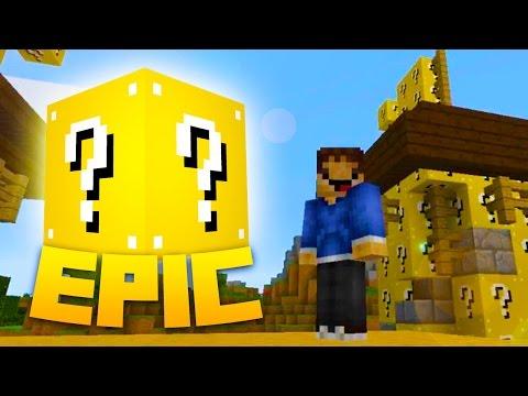 LUCKY BLOCK EPIC FINAL BATTLE! Minecraft Lucky Block PVP