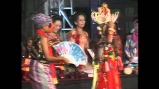 Tari Topeng Grebeg Lembu Gumarang MADYO LARAS Jatiguwi
