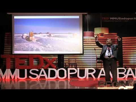 Exploring Antarctica - A Journey to the White Continent | Amitava Sen Gupta | TEDxMMUSadopurAmbala