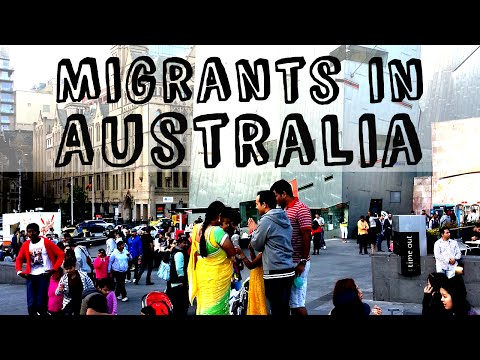 Vibrant Lives: Migrants in Australia