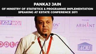 Pankaj Jain of Ministry of Statistics