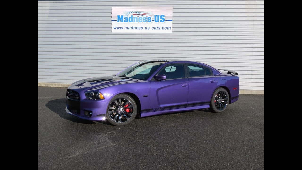 Dodge Charger Srt8 392 Appearance Package 2014 Youtube