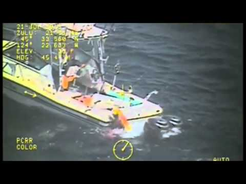 1 day, 2 rescues for USCG District 13