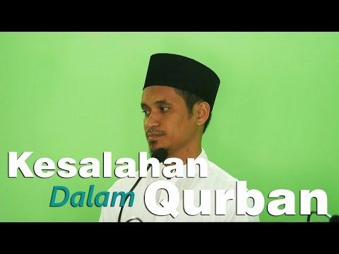 Khutbah Jum'at : Kesalahan Dalam Qurban