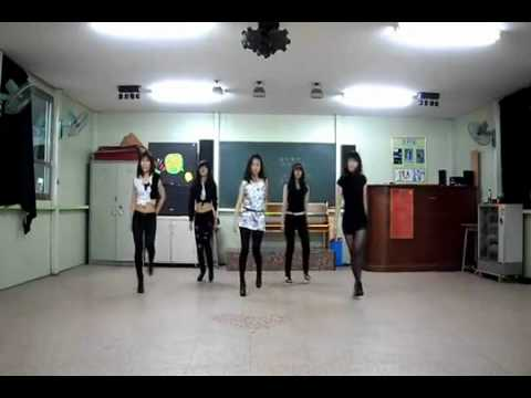 4Minute - HUH dance steps by the B.girls Music Videos
