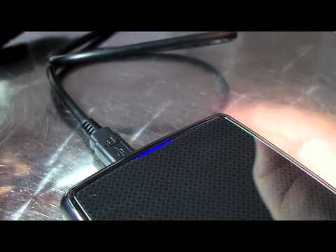 Trying Samsung S2 1TB HDD with Nexus 7