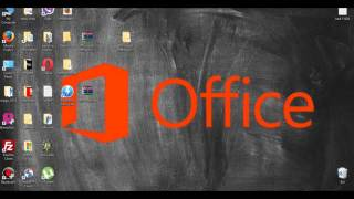 how to get microsoft office 2016 for free for windows 8,8.1 & 10 *VOICE INSTRUCTIONS*
