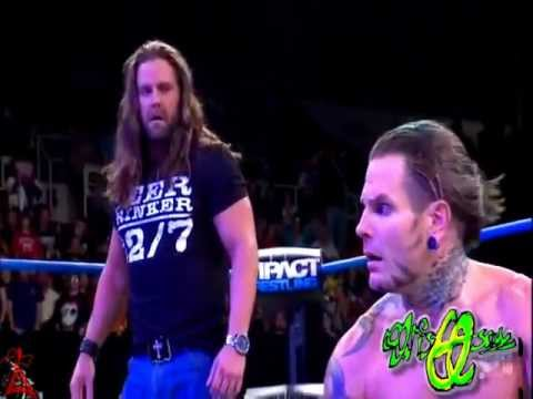 jeff hardy takes on all the members of immortal!!! . . . . . . . . . . . . . . . . . . http://www.youtube.com/elvisesau.