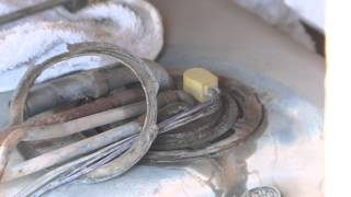 1990 Chevy Truck Easy Fuel Pump Removal (4replacement)