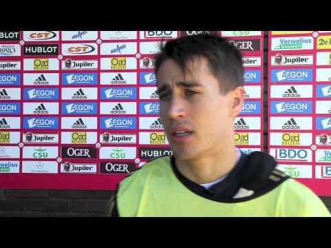 Bojan Krkic su Ajax-Milan (1ª parte)