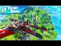 Can You WIN WITHOUT LANDING A PLANE? in Fortnite Battle Royale Season 7