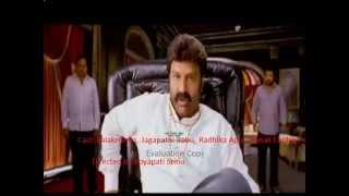 Gandharvulu - Balakrishna Legend Telugu Movie Review