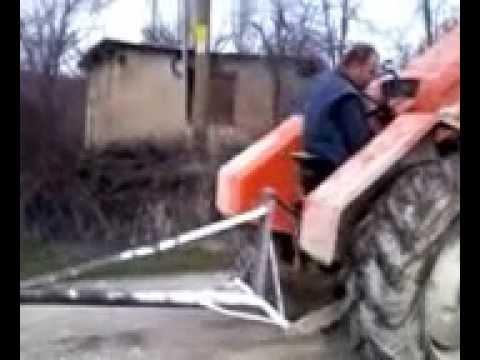 Şaha Kalkan Traktör