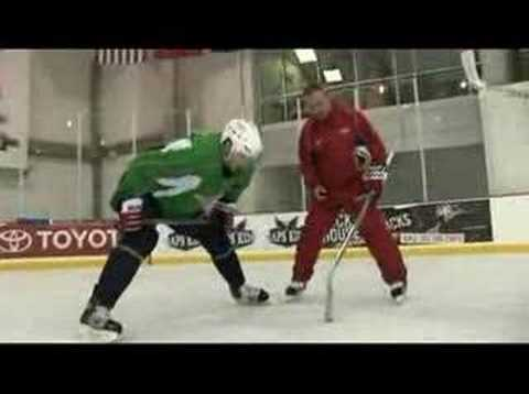 Hockey U - Faceoffs