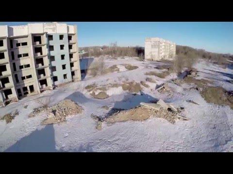 Мертвый Город - Водино, Самарская область #Russia #Samara