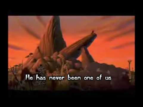 What are the lyrics of the Lion King introduction? What do ...