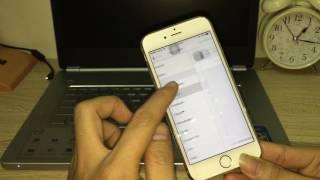Tắt cập nhật phần mềm cho iPhone, iPad