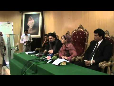 Q&A after presenting the case against Riba to the Federal Shariah Court of Pakistan (1of3)