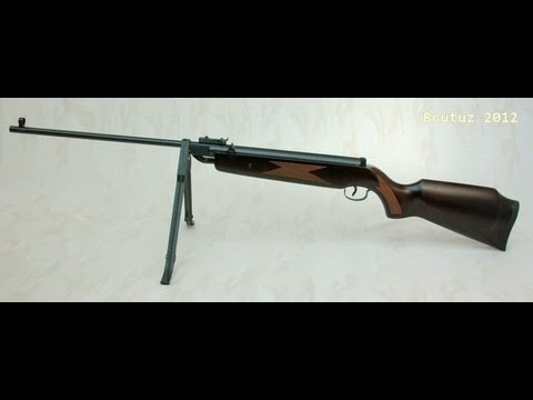 SMK Custom B2 .177 cal (tuned) air rifle